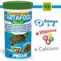 TARTAFOOD PELLETS 75 GR 250 ML
